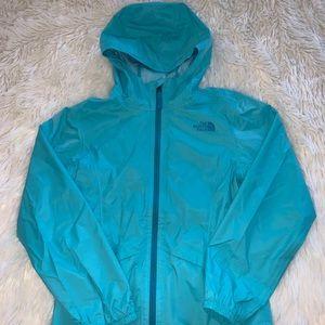 The North Face Rain Jacket Dryvent Size Medium